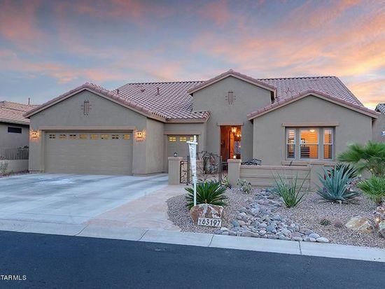 63197 E Flower Ridge Dr, Tucson, AZ 85739