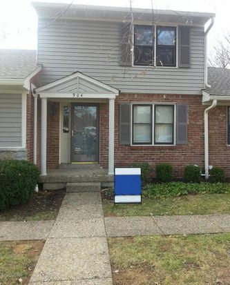 904 Loveall Ln, Louisville, KY 40223