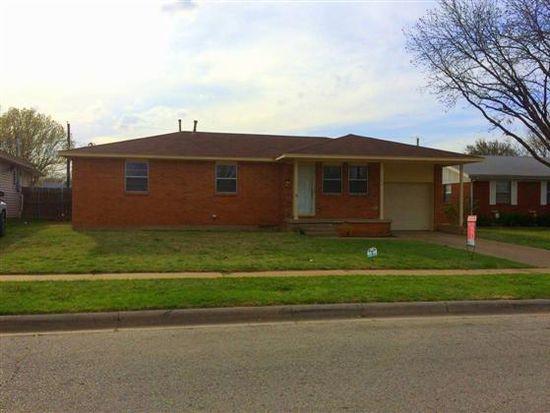 4660 Briarwood Dr, Wichita Falls, TX 76310