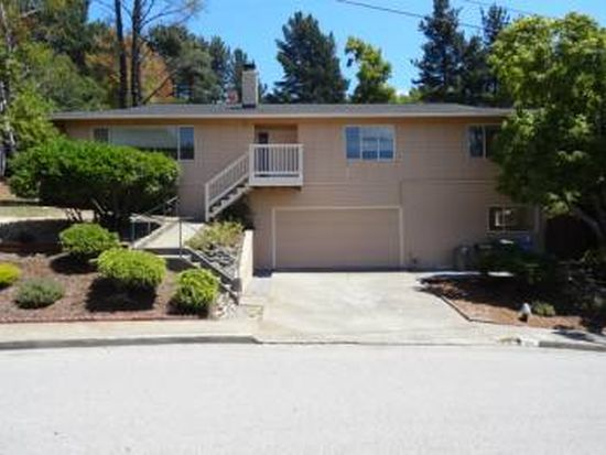 25 Keats Dr, Mill Valley, CA 94941