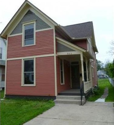 923 W Lasalle Ave, South Bend, IN 46601