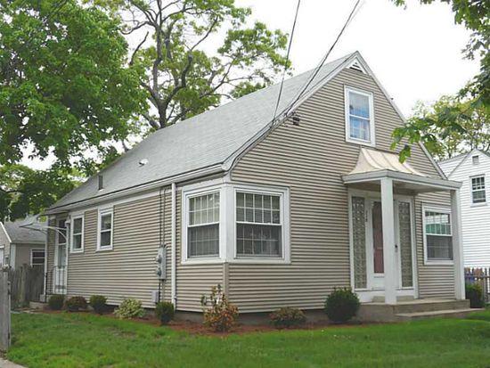 116 Brookdale Blvd, Pawtucket, RI 02861