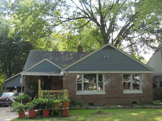 924 Brower St, Memphis, TN 38111