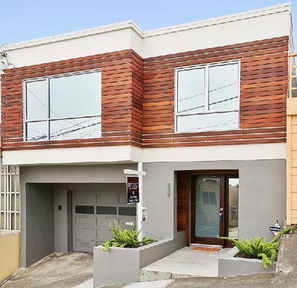 337 Ortega St, San Francisco, CA 94122