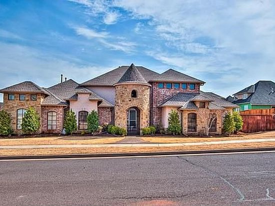 3416 NW 166th Ct, Edmond, OK 73012