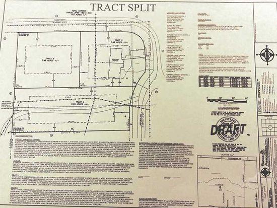 Tract B Tackett Dr, Fayetteville, AR 72704