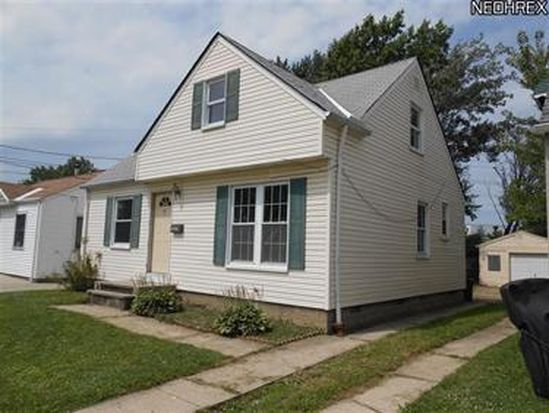 13634 Carrington Ave, Cleveland, OH 44135