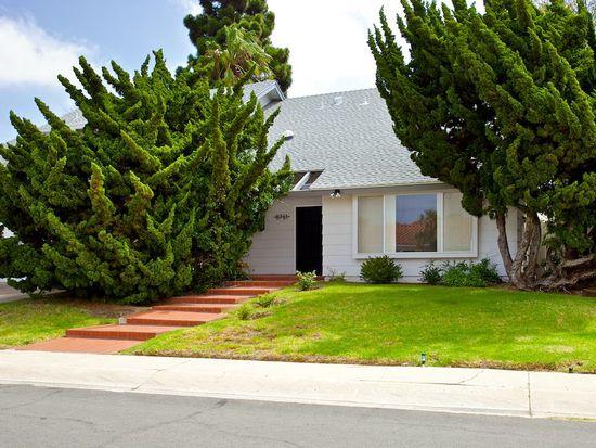 8761 Cliffridge Ave, La Jolla, CA 92037