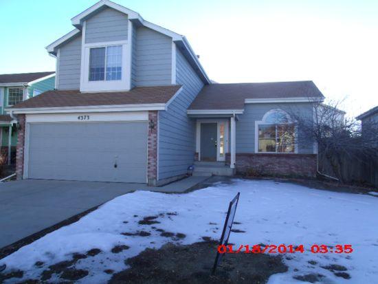 4373 Flanders St, Denver, CO 80249
