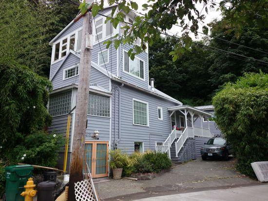 2472 55th Ave SW, Seattle, WA 98116