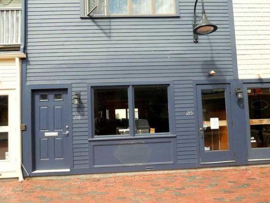 215 Goddard Row, Newport, RI 02840