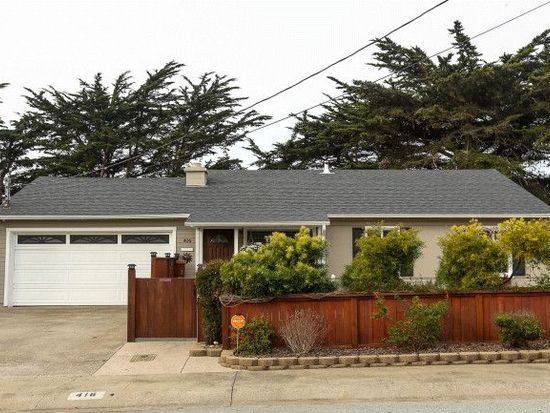 416 Johnson Ave, Pacifica, CA 94044