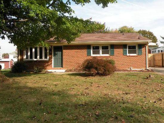 622 Two Tree Ln NE, Roanoke, VA 24019