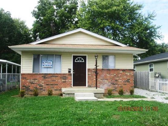 2838 Tindall St, Indianapolis, IN 46203