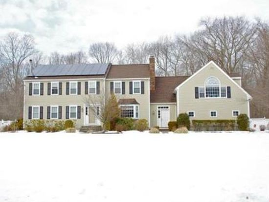 133 Echo Hill Dr, Stamford, CT 06903