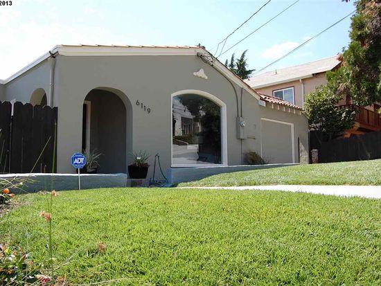 6119 Majestic Ave, Oakland, CA 94605