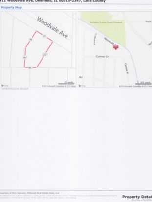 411 Woodvale Ave, Deerfield, IL 60015