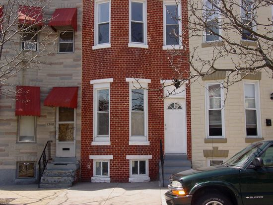 1306 S Carey St, Baltimore, MD 21230