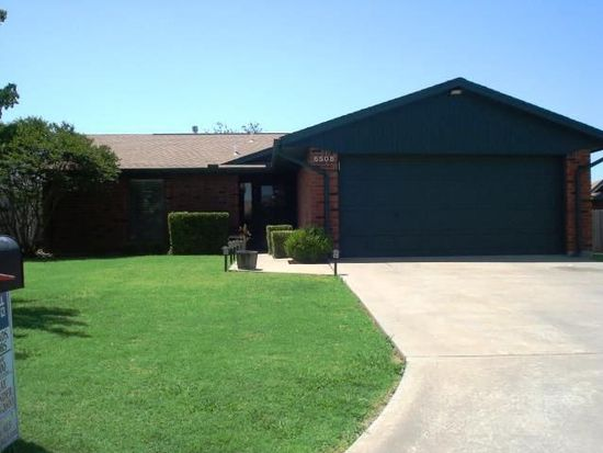 6508 SW Brookline Ave, Lawton, OK 73505
