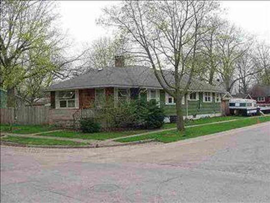 1263 Garden St, Elkhart, IN 46514