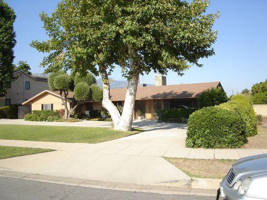 1280 N Arroyo Blvd, Pasadena, CA 91103