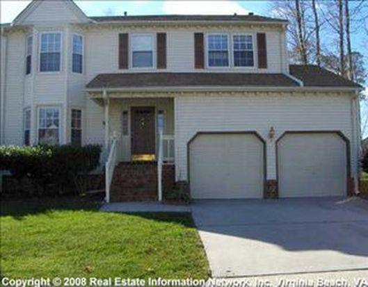 911 Edgewater Dr, Newport News, VA 23602