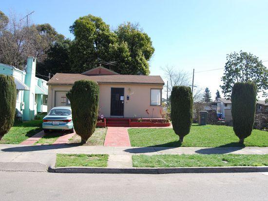 2526 Ritchie St, Oakland, CA 94605