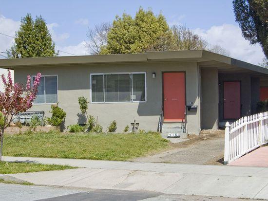 416 Ocean View Ave, Santa Cruz, CA 95062