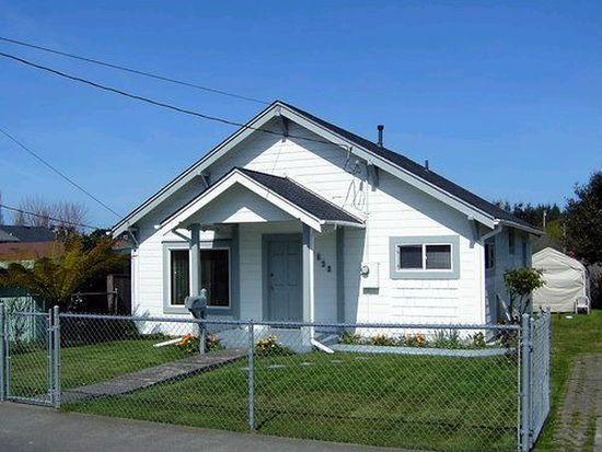 1538 Mccullen Ave, Eureka, CA 95503