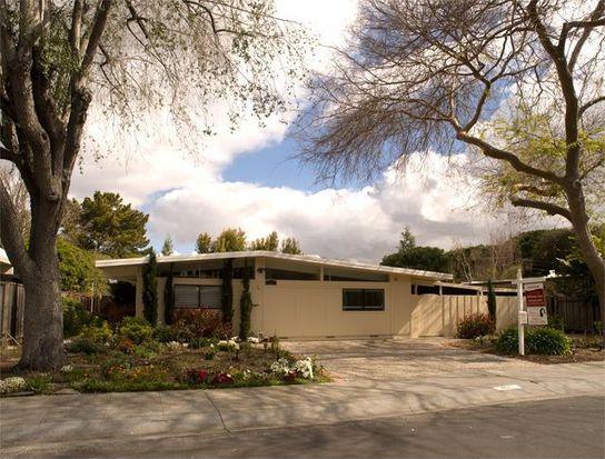 491 Ferne Ave, Palo Alto, CA 94306