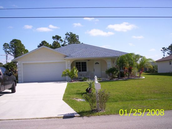 3601 SW Kromrey St, Port St Lucie, FL 34953