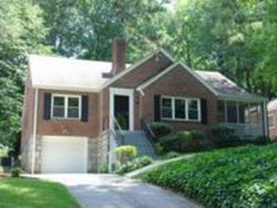 160 E Parkwood Rd, Decatur, GA 30030