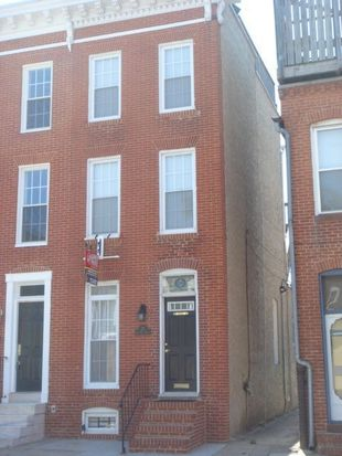17 W Fort Ave, Baltimore, MD 21230