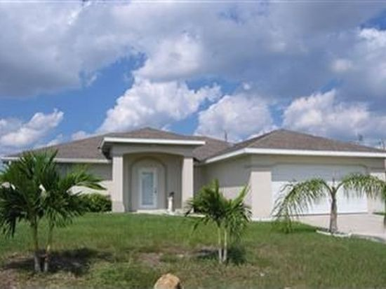 319 SW 19th Ter, Cape Coral, FL 33991