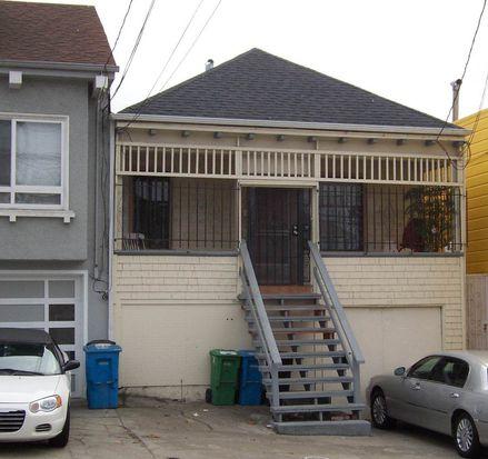 832 Russia Ave, San Francisco, CA 94112