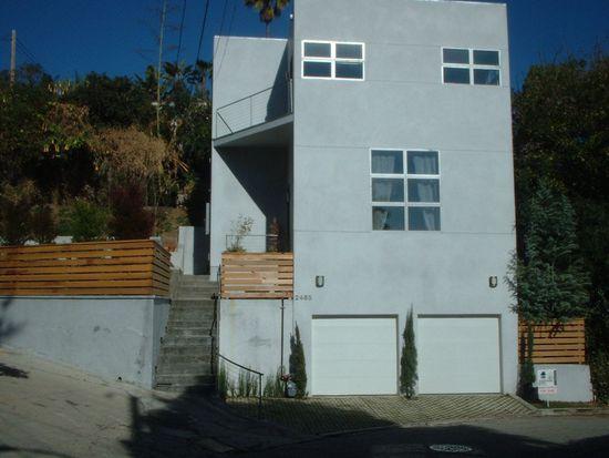 2465 N Gower St, Los Angeles, CA 90068