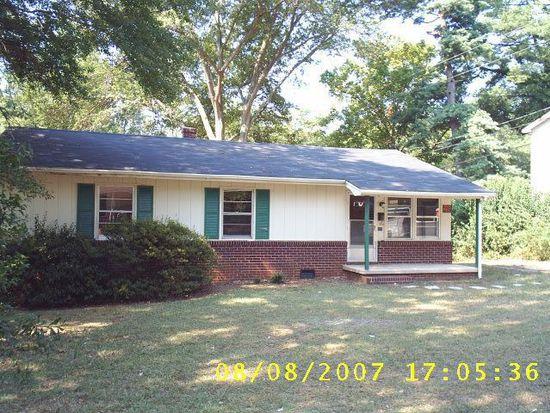 101 Whitener Ave, Spartanburg, SC 29306