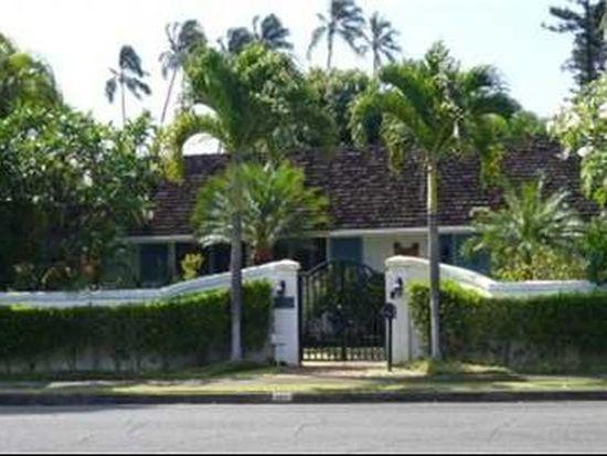 4401 Aukai Ave, Honolulu, HI 96816