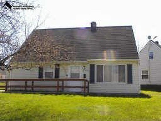 20206 Butternut Ln, Warrensville Heights, OH 44128