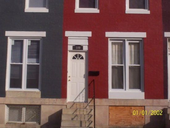 109 N Payson St, Baltimore, MD 21223