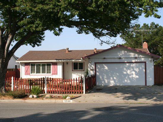 5744 Croydon Ave, San Jose, CA 95118