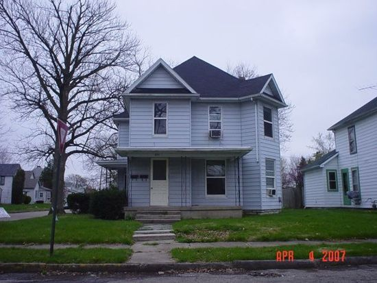 604 Hendricks St, Anderson, IN 46016