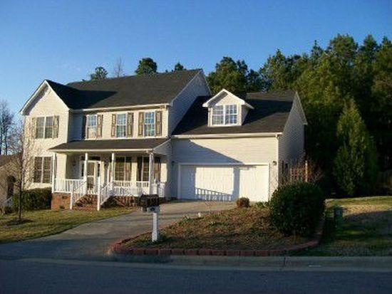 3041 Creek Moss Ave, Wake Forest, NC 27587
