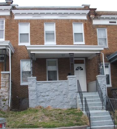 514 Richwood Ave, Baltimore, MD 21212