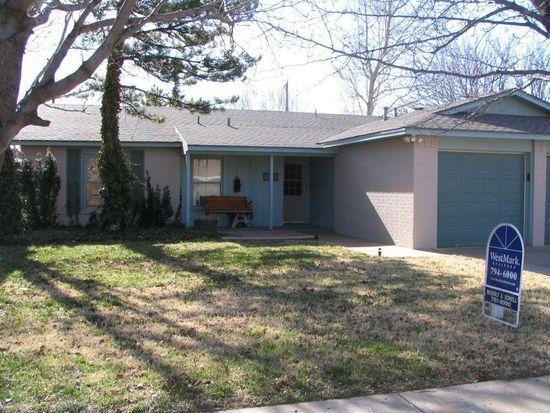 4707 59th St, Lubbock, TX 79414