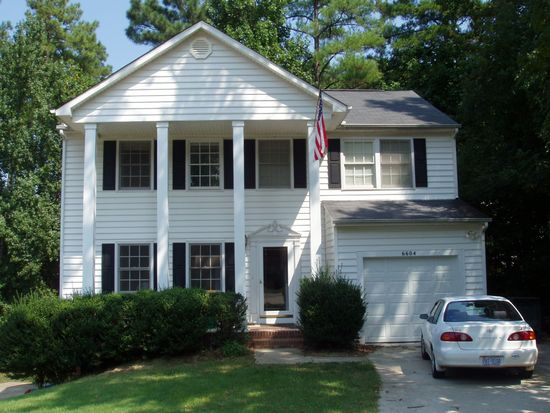 6604 Hammersmith Dr, Raleigh, NC 27613