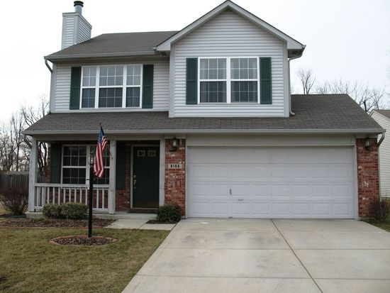 6108 White Birch Dr, Fishers, IN 46038