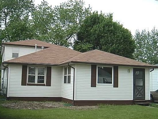 3613 Forest Ter, Anderson, IN 46013
