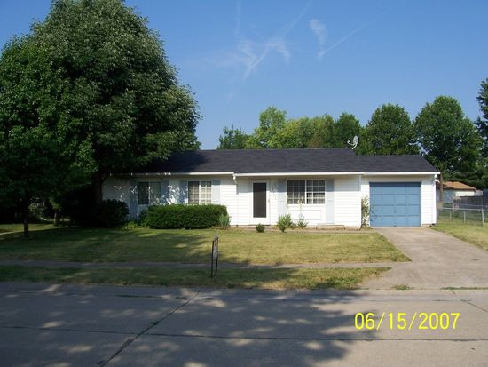 6308 Rene Dr, Indianapolis, IN 46221