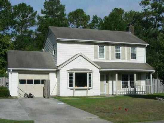 105 Jennie Dr, Jacksonville, NC 28546
